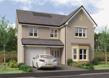 "Thumbnail 4 bed detached house for sale in ""Yeats"" at Red Deer Road, Cambuslang, Glasgow"