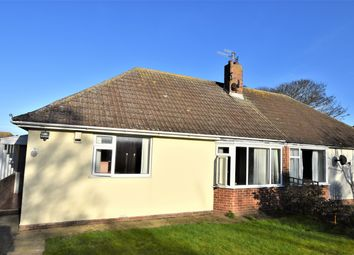 Thumbnail 1 bed semi-detached bungalow for sale in Mundesley Road, Overstrand, Cromer