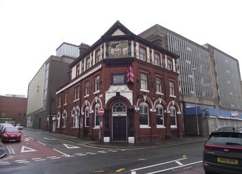 Thumbnail Pub/bar for sale in 3 Goodson/Old Hall Street, Stoke-On-Trent