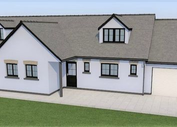 Thumbnail 5 bed detached bungalow for sale in Caerwgan, Aberbanc, Newcastle Emlyn, Ceredigion
