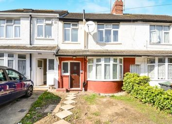 Thumbnail 3 bed terraced house for sale in Runley Road, Luton, Bedfordshire
