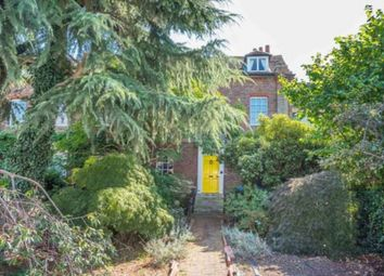 Thumbnail 5 bedroom terraced house for sale in Station Road, Thames Ditton, Surrey