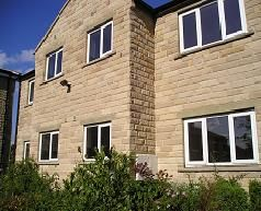 Thumbnail 2 bed flat to rent in 71A Wood Lane, Huddersfield