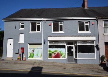 Thumbnail 2 bed flat to rent in Central Stores Flats, Talybont, Ceredigion