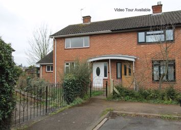 Thumbnail 2 bed semi-detached house for sale in Brampton Close, Ross-On-Wye