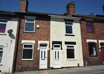 Thumbnail 2 bed terraced house for sale in Berdmore Street, Stoke-On-Trent, Staffordshire