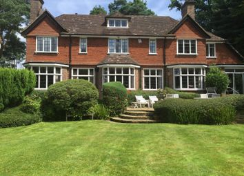 Hartfield Road, Forest Row RH18. 4 bed country house