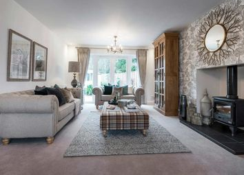 Thumbnail 4 bed detached house for sale in Church View Station View, Hadnall, Shrewsbury