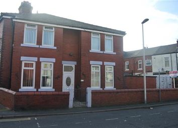 Thumbnail 2 bed end terrace house for sale in Lyncroft Crescent, Blackpool