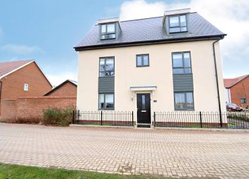 Galway Grove, Whitehouse, Milton Keynes, Bucks MK8. 5 bed detached house for sale