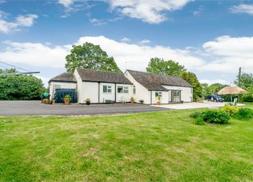 Thumbnail 3 bed detached bungalow for sale in Trader Bank, Sibsey, Boston, Lincolnshire