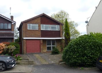 Thumbnail 3 bed detached house for sale in Redhall Road, Dudley, West Midlands