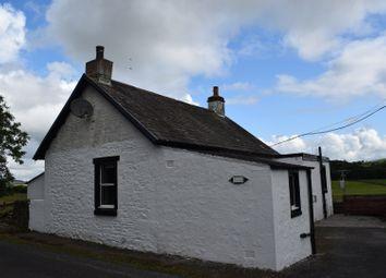 Thumbnail 3 bed cottage for sale in Speddoch, Speddoch, Dumfries