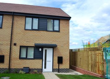 Thumbnail 2 bed end terrace house to rent in 28 Granby Road, Yew Gardens, Edlington