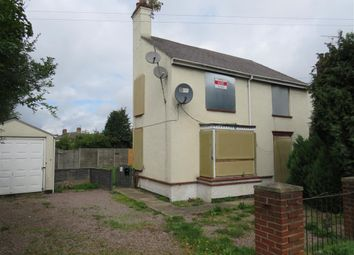 Thumbnail 3 bed detached house for sale in Halmer Gate, Spalding