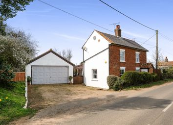 Thumbnail 3 bed cottage for sale in The Street, Alderton, Woodbridge