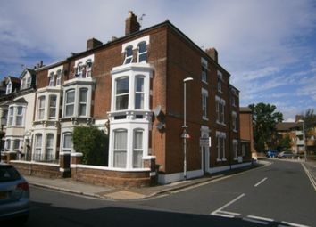 Thumbnail 2 bed flat to rent in Castle Road, Southsea