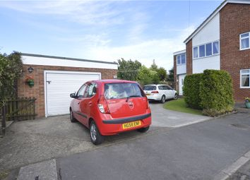 Thumbnail 3 bedroom semi-detached house for sale in Newtown, Tewkesbury, Gloucestershire