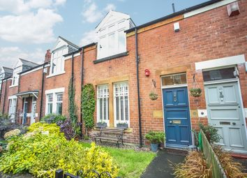 Thumbnail 2 bed terraced house for sale in Gordon Avenue, Gosforth, Newcastle Upon Tyne