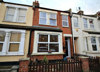 Thumbnail 3 bed terraced house for sale in Manilla Road, Southend-On-Sea