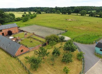 Thumbnail 5 bed barn conversion for sale in Ashow, Kenilworth, Warwickshire