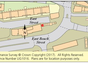 Thumbnail Land for sale in Land East Beach Street, Hastings, East Sussex