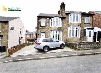 Thumbnail 6 bed semi-detached house for sale in William Street, Crosland Moor, Huddersfield