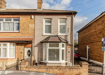Thumbnail 3 bed semi-detached house to rent in Willow Street, Chadwell Heath, Essex