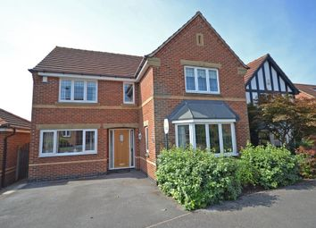 Thumbnail 4 bed detached house for sale in Larkspur Way, Alverthorpe, Wakefield
