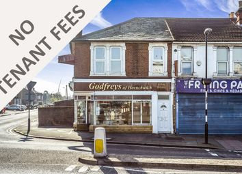 Thumbnail 2 bed flat to rent in Brentwood Road, Gidea Park, Romford