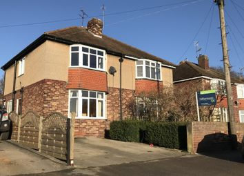 Thumbnail 3 bedroom semi-detached house for sale in Springfield Road, Boroughbridge, York