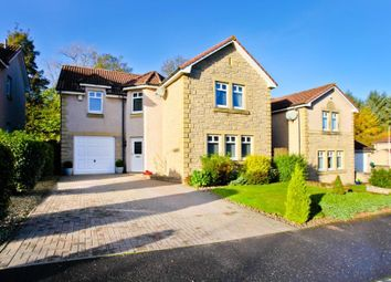 Thumbnail 5 bedroom detached house for sale in Beechwood Avenue, Glenrothes