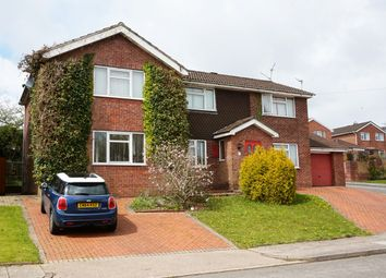 Thumbnail 5 bed detached house for sale in Brodeg, Pentyrch, Cardiff