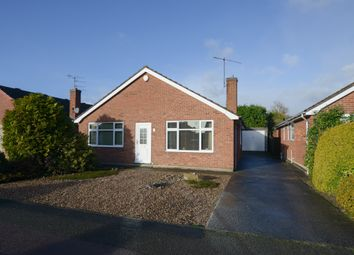 Thumbnail 3 bed detached bungalow for sale in Elvaston Road, North Wingfield, Chesterfield