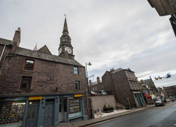Thumbnail 2 bed flat to rent in East High Street, Forfar, Angus