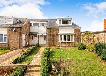 Thumbnail 3 bed end terrace house for sale in Lannock, Letchworth Garden City