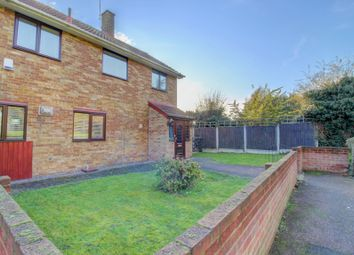 Thumbnail 3 bed end terrace house for sale in Quendon Road, Basildon