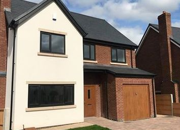 Thumbnail 4 bed detached house for sale in Highfield Way, Hinstock