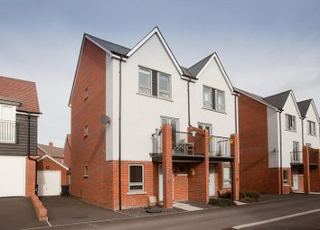 Thumbnail 4 bedroom semi-detached house for sale in Indus Road, Shaftesbury