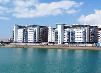 Thumbnail 1 bed flat for sale in Midway Quay, Sovereign Harbour North, Eastbourne