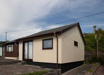 Thumbnail 2 bed bungalow for sale in Bovisand Lane, Down Thomas, Plymouth