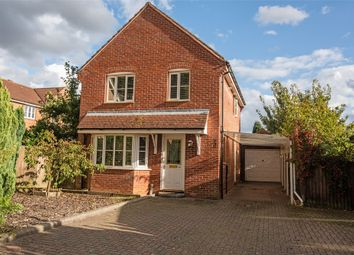 Thumbnail 3 bed detached house for sale in Tagg Way, Rackheath, Norwich, Norfolk