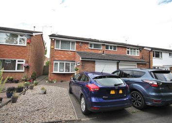 Thumbnail 3 bed semi-detached house for sale in Broadmere Rise, Coventry