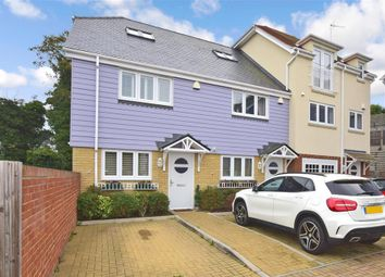 Thumbnail 3 bed semi-detached house for sale in Beach Walk, Broadstairs, Kent
