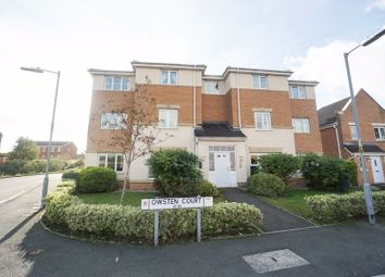 Thumbnail 2 bed flat for sale in Owsten Court, Horwich, Bolton