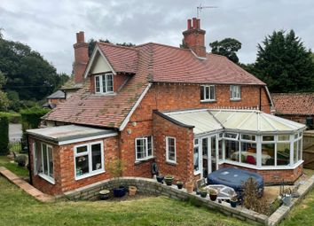 Thumbnail 3 bed semi-detached house for sale in Dalby, Spilsby