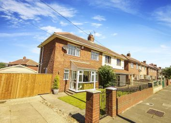 3 bed semi-detached house for sale in Whitley Road, Holystone, Newcastle Upon Tyne NE27