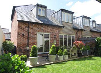 Thumbnail 5 bed semi-detached house for sale in Longham Farm Close, Ferndown