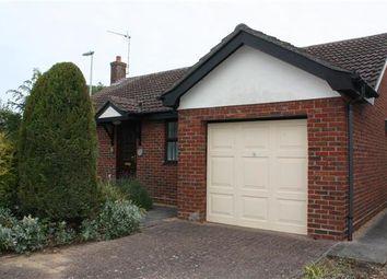 Thumbnail 2 bed bungalow to rent in Crane Close, Somersham, Huntingdon