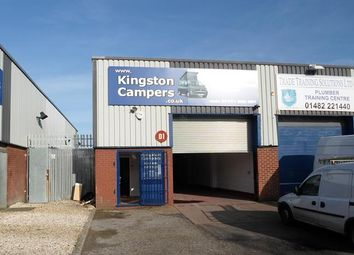 Thumbnail Light industrial to let in Unit D1, South Orbital Trading Park, Hedon Road, Hull, East Yorkshire